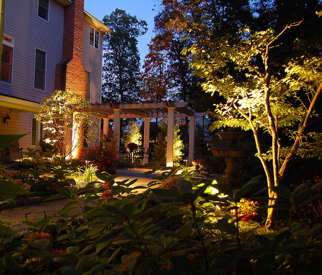 River Valley Landscapes - Outdoor Lighting
